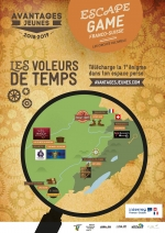 Escape Game : Les voleurs de temps !